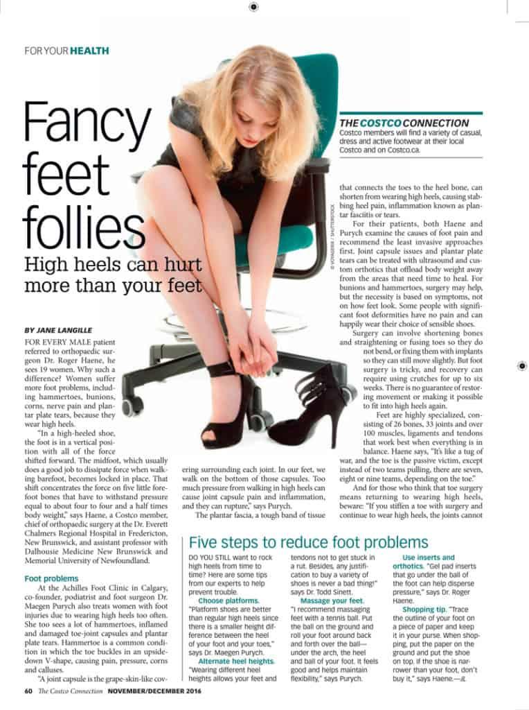Fancy Feet Follies