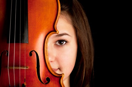Musicians have better hearing when they age