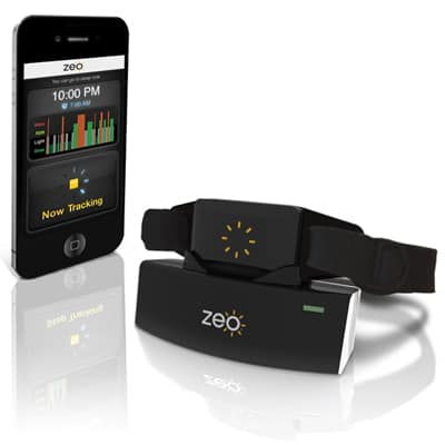 Zeo Sleep Manager The Science of a Sleep Lab at Home