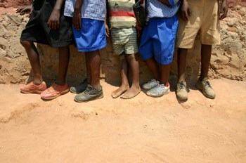 shoes that save the world