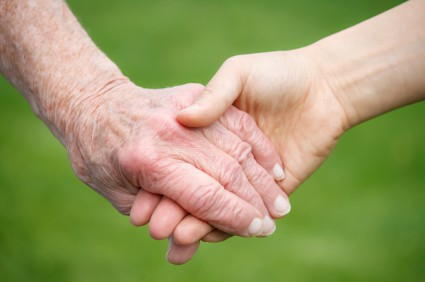 social media can relieve caregiver stress