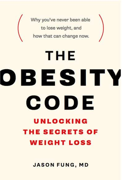 The Obesity Code Jason Fung